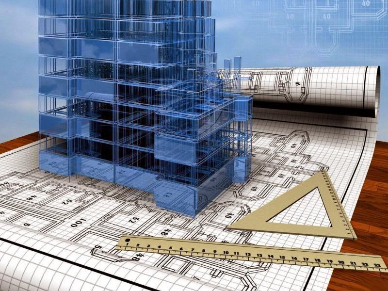 архитектурный проект здания на заказ