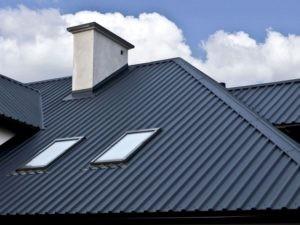 конек для крыши из профнастила на заказ
