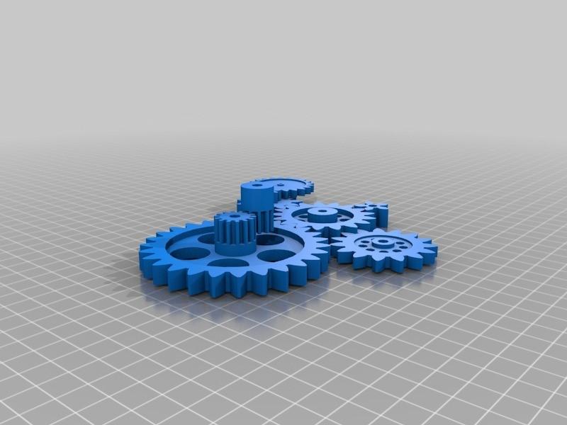 моделирование деталей для 3 д принтера на заказ