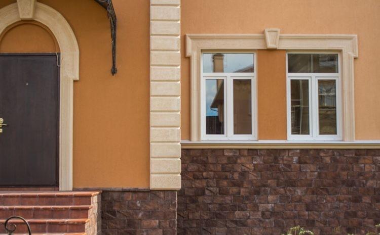 Наличники для фасада