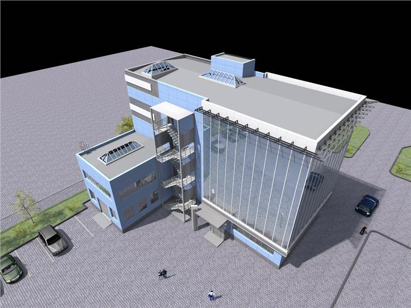 разработка проектов пром зданий на заказ