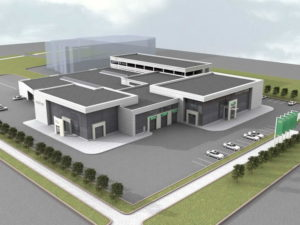 проектирование производственных зданий на заказ