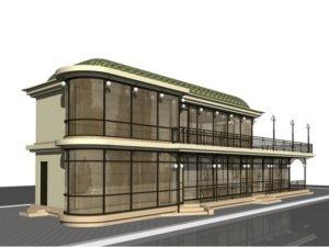 услуги проектирования ресторанов и кафе на заказ