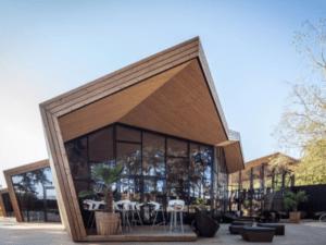 разработка проекта современного ресторана на заказ