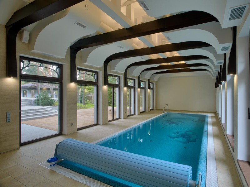 проектирование бассейнов для дома под ключ