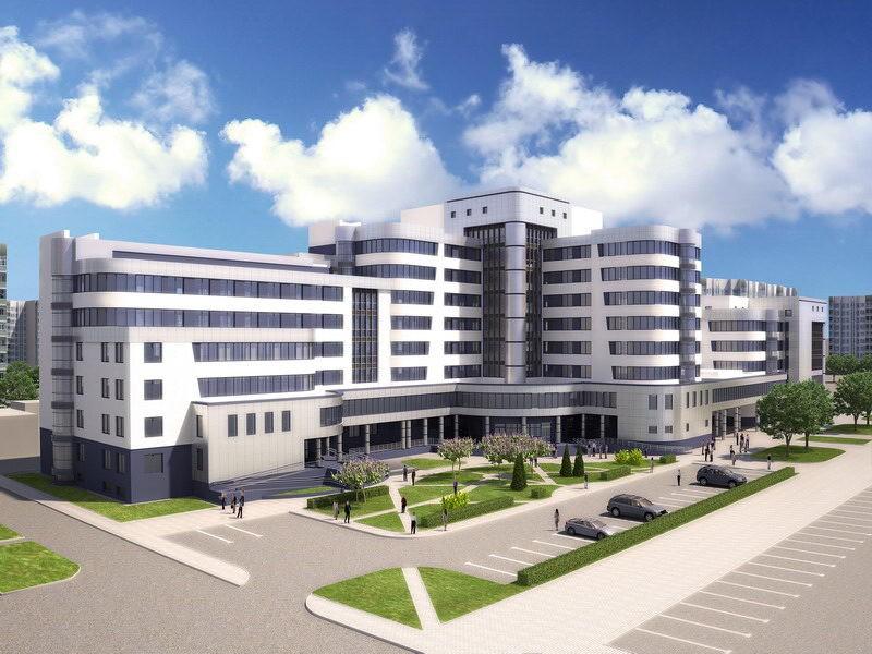 проектирование медицинских центров на заказ