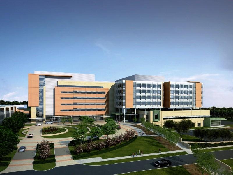 разработка проекта медицинского центра на заказ