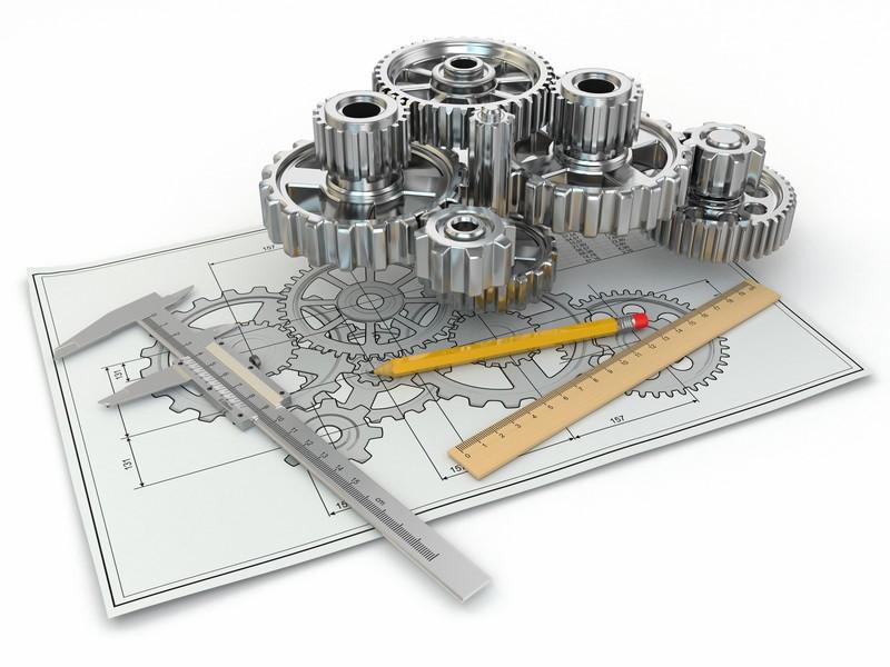 проектирование деталей на заказ