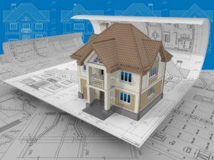 разработка проектов домов на заказ