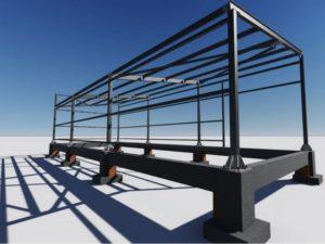 разработка проекта металлоконструкций на заказ