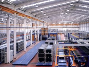 разработка проектов машиностроительных производств на заказ