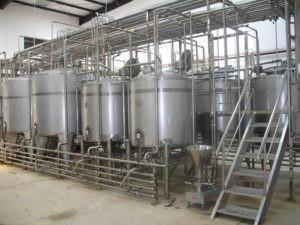 разработка проектов молочных производств на заказ