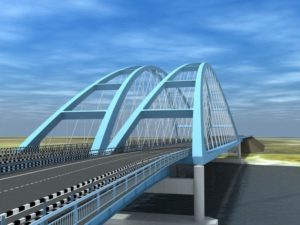 разработка проекта моста на заказ