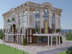 проектирование отелей на заказ