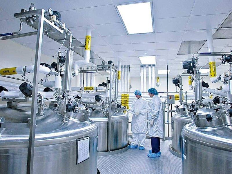 разработка проектов для пищевых производств под ключ