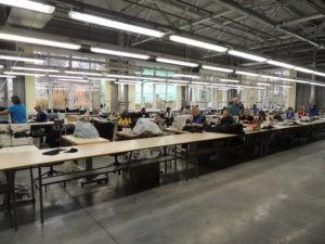 проектирование швейного цеха на заказ