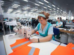 разработка проекта швейного производства на заказ
