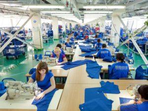 проектирование швейного производства на заказ