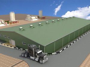 проектирование складских комплексов на заказ