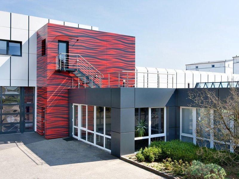 разработка проекта фасада дома на заказ