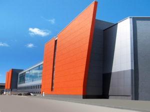 проектирование фасада для здания на заказ