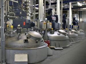 проектирование химических предприятий на заказ