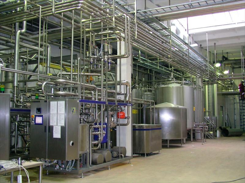 проектирование предприятий бытовой химии на заказ