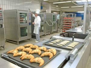 разработка проектирования пекарни на заказ