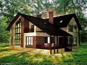 проектирование загородного дома на заказ