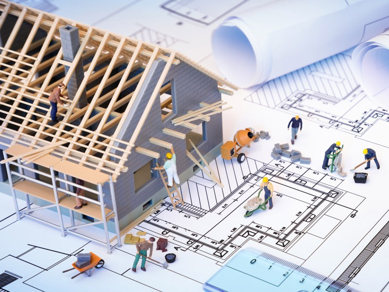 проектирование зданий под ключ на заказ