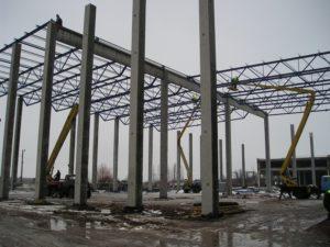 проектирование железобетонных конструкций на заказ