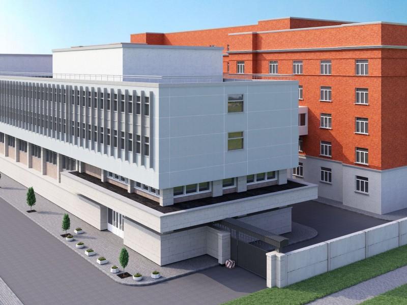 3 d визуализация зданий на заказ