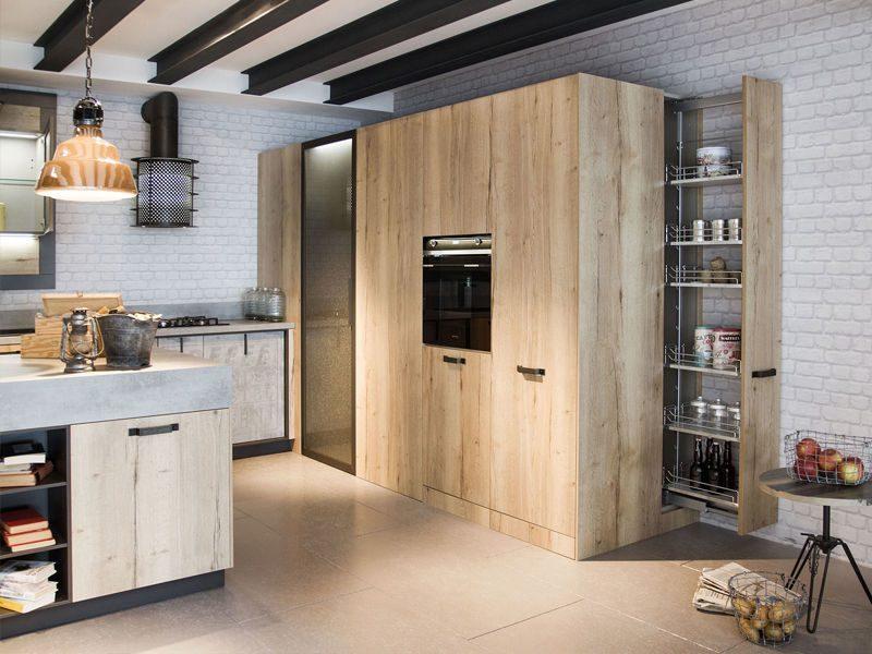 кухонные шкафы loft на заказ