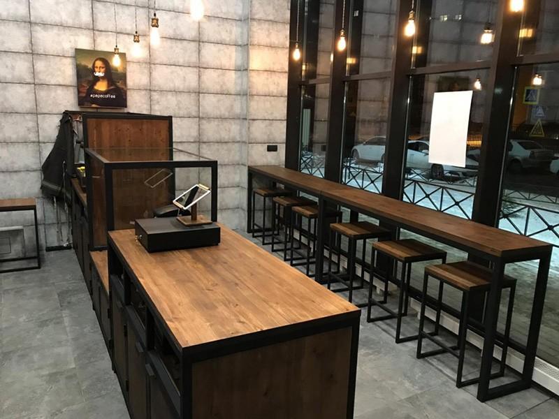 мебель loft для кафе на заказ