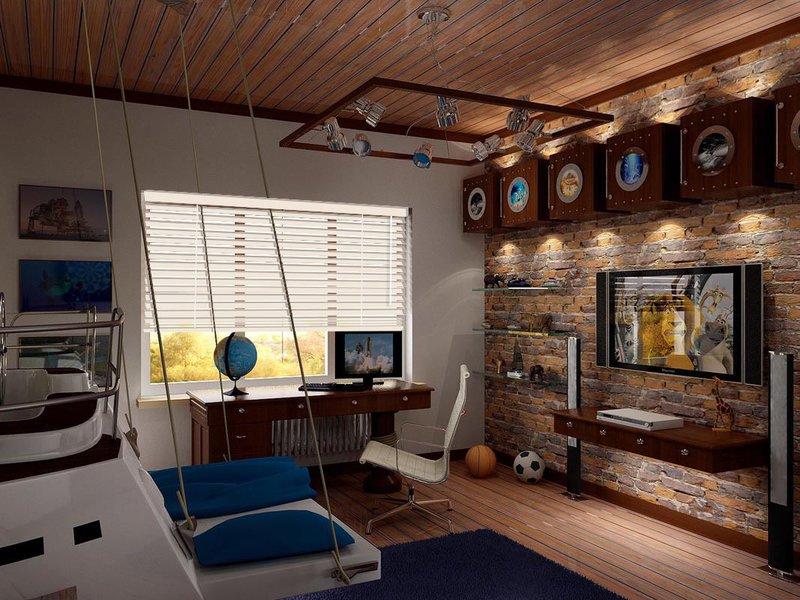 мебель loft для детской на заказ
