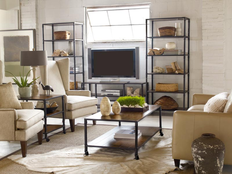 мебель loft для гостиной на заказ