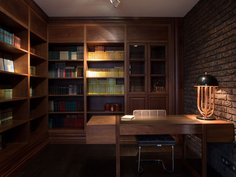 мебель loft для кабинета на заказ