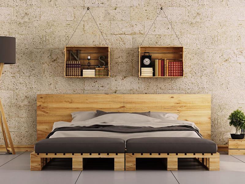 мебель в стиле лофт в спальню на заказ