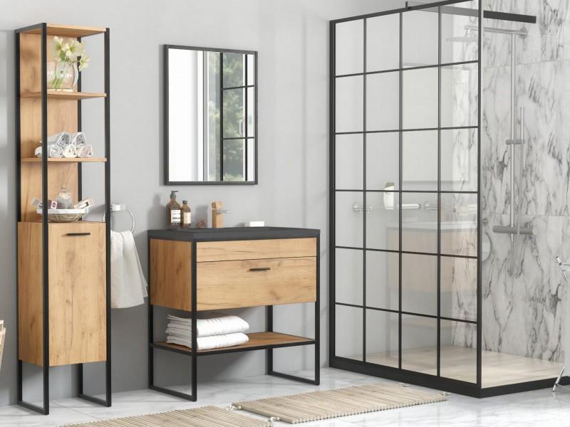 мебель лофт для ванной комнаты на заказ