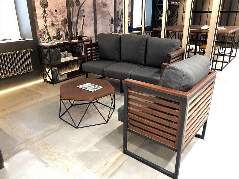 мягкая мебель лофт на заказ