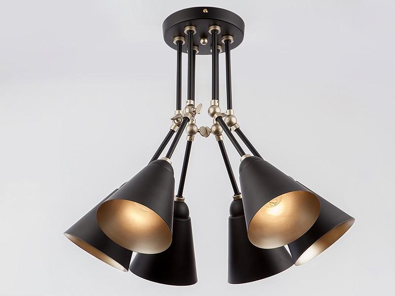 Светильники стиль лофт