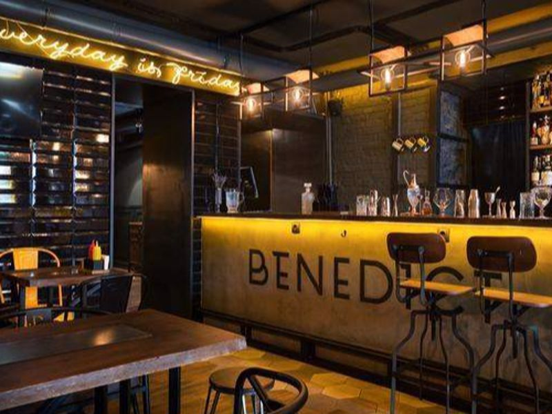 Светильники для кафе-баров и ресторанов в стиле лофт