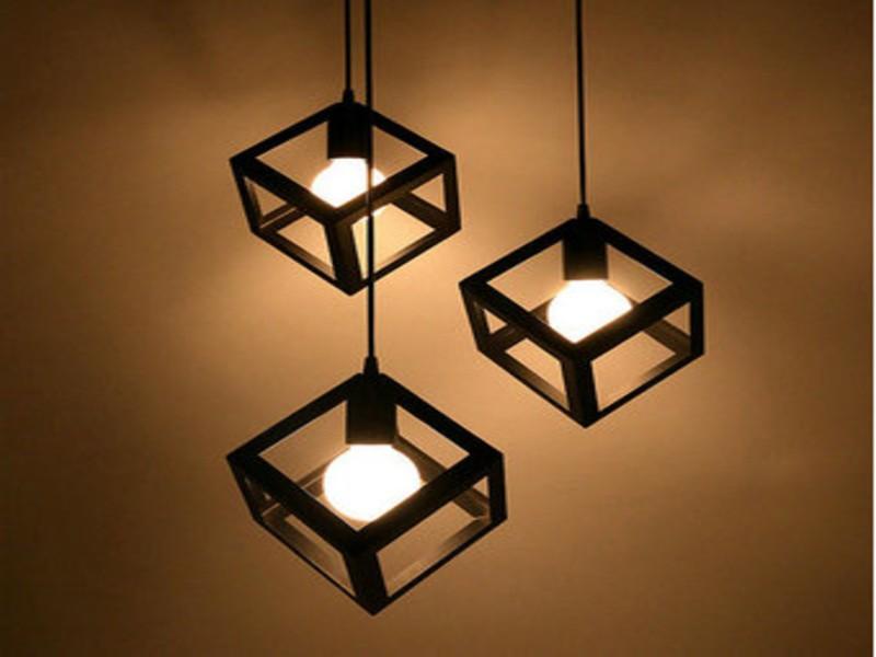 Дизайнерские светильники в стиле лофт