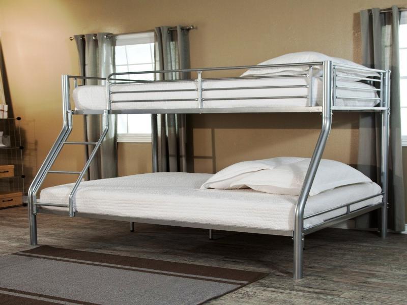 Двухъярусые и двухэтажные кровати в стиле лофт