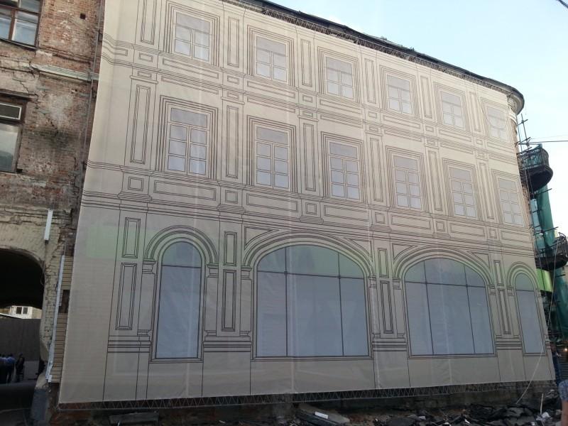 Фальш фасады