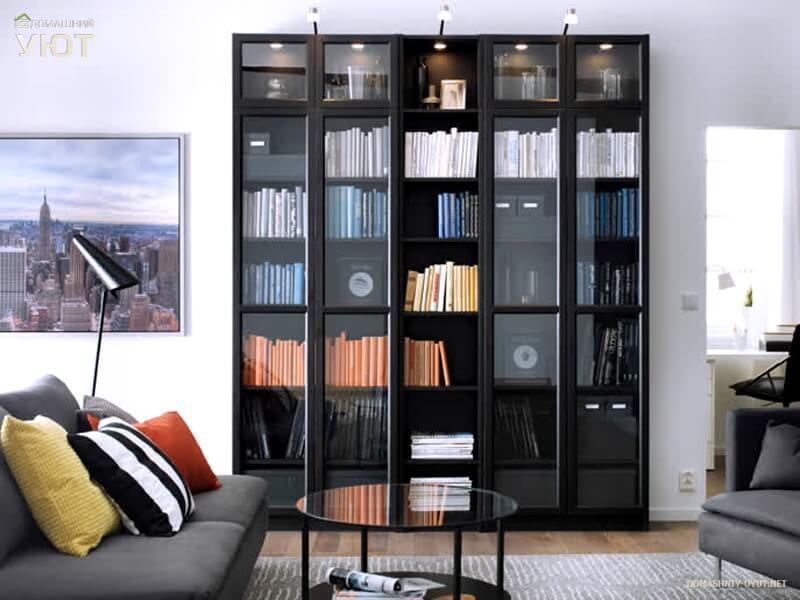 Книжный шкаф лофт
