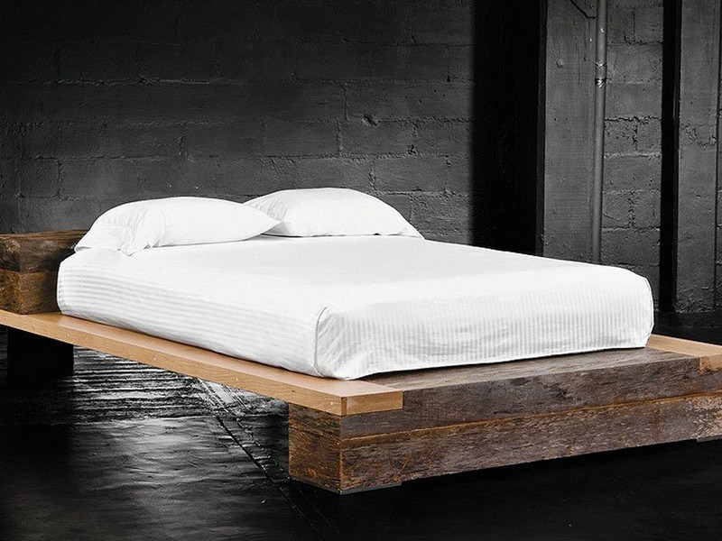 Подиум для кровати лофт