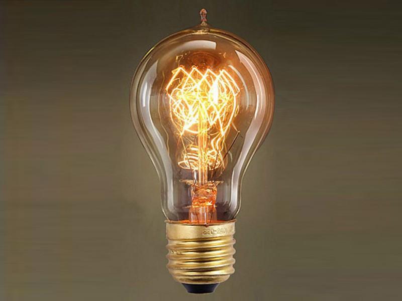 Лампа накаливания loft
