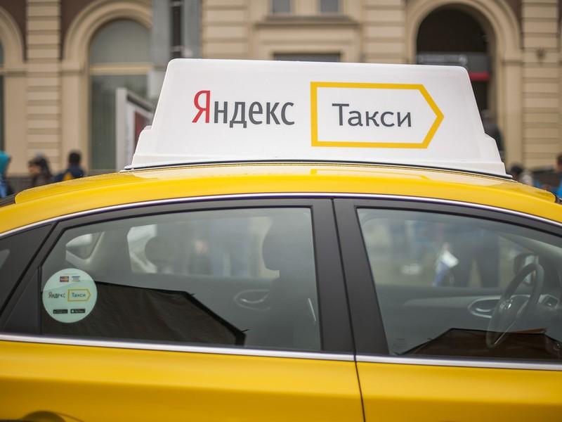 Световой короб такси на крышу
