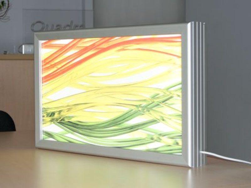 Световой короб со сменным изображением